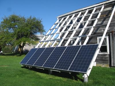 humble farmer solar energy on